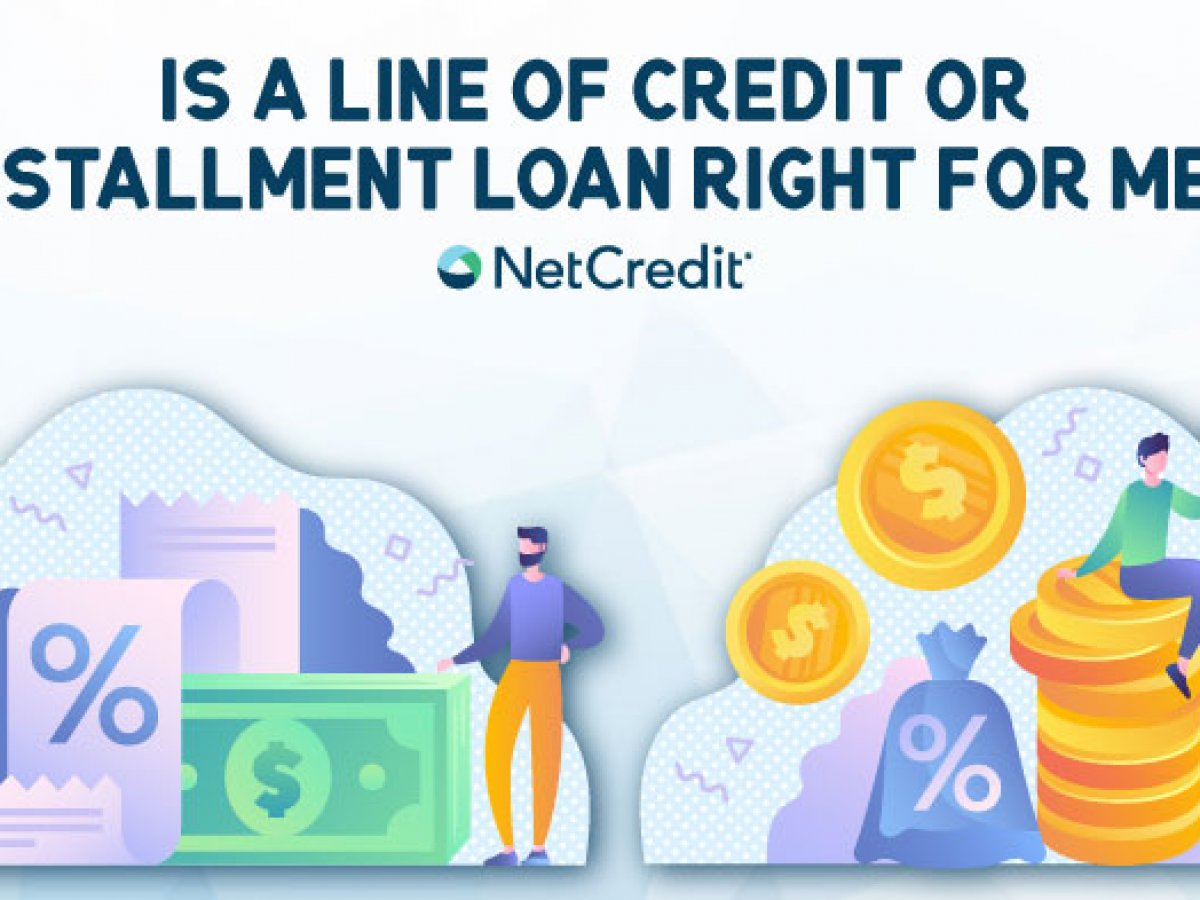 20 00734 02 USN NC Whats the difference between a line of credit and installment loan 1b01