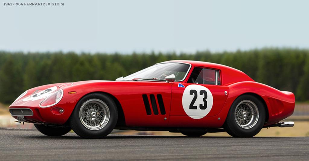 1962-1964 Ferrari 250 GTO SI