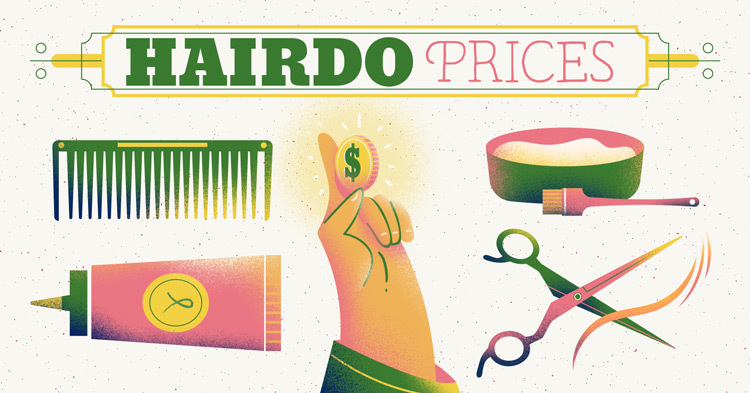 The Cost of a Haircut in Every Country